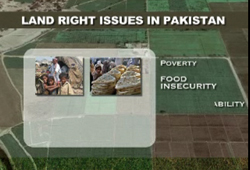Land Rights Situation in Pakistan
